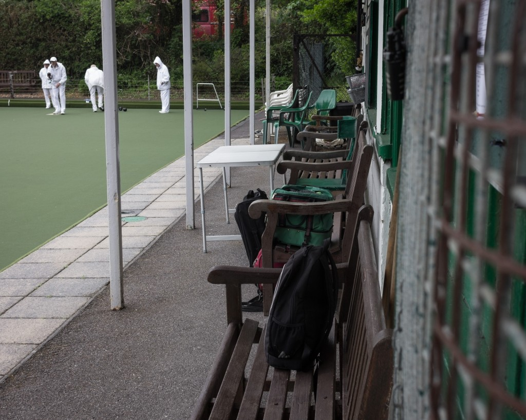 The Drive Bowling Club - away Purbrook Cup match - Saturday 21 May 2016 - 03