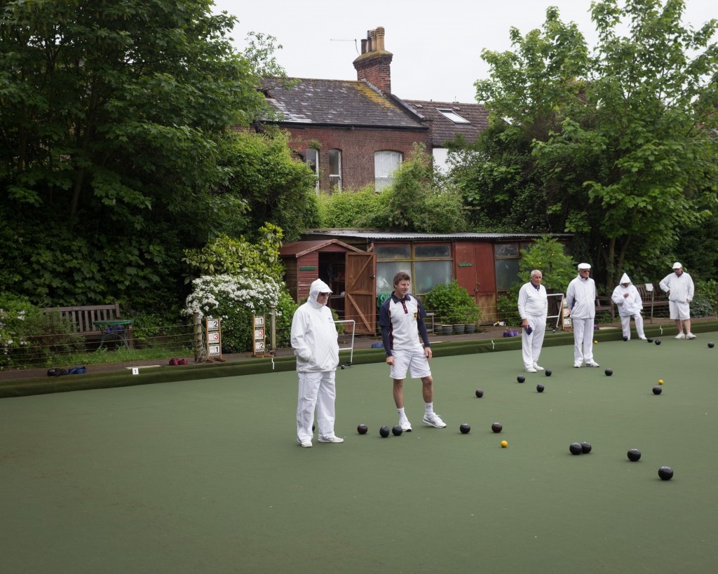 The Drive Bowling Club - away Purbrook Cup match - Saturday 21 May 2016 - 06