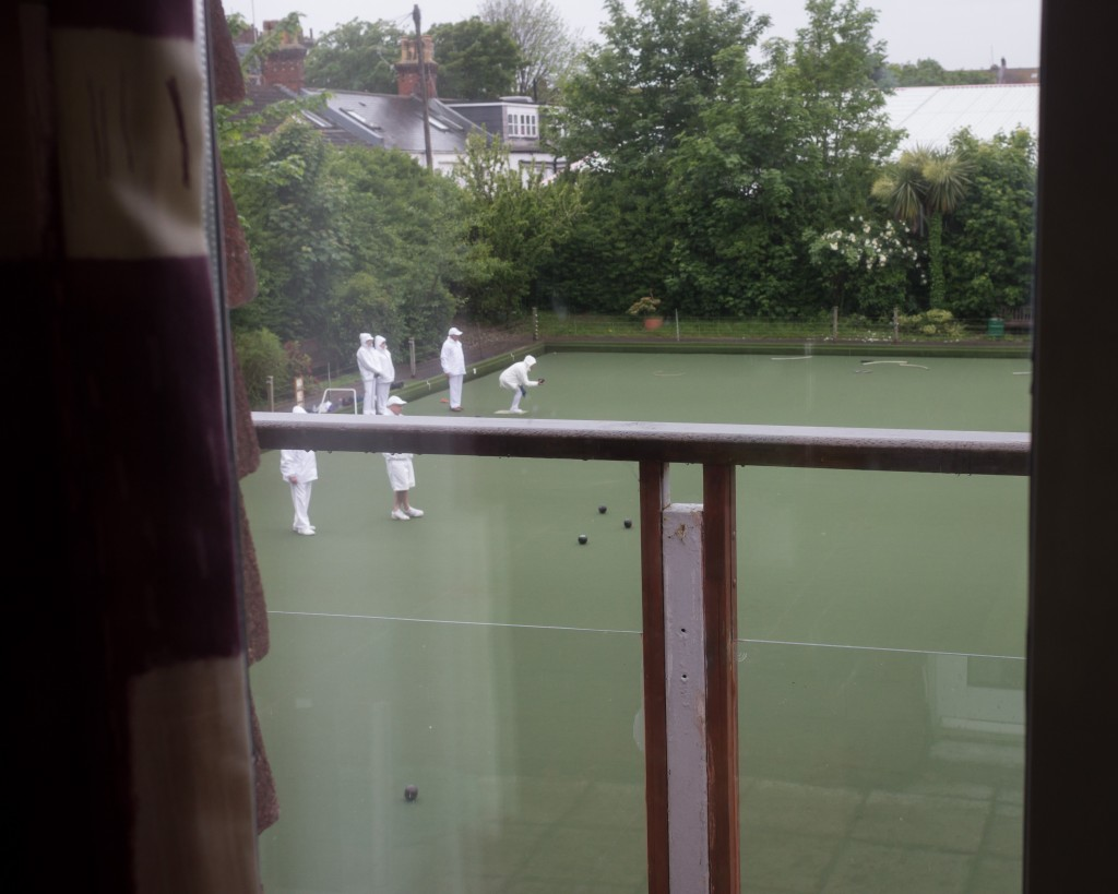 The Drive Bowling Club - away Purbrook Cup match - Saturday 21 May 2016 - 08