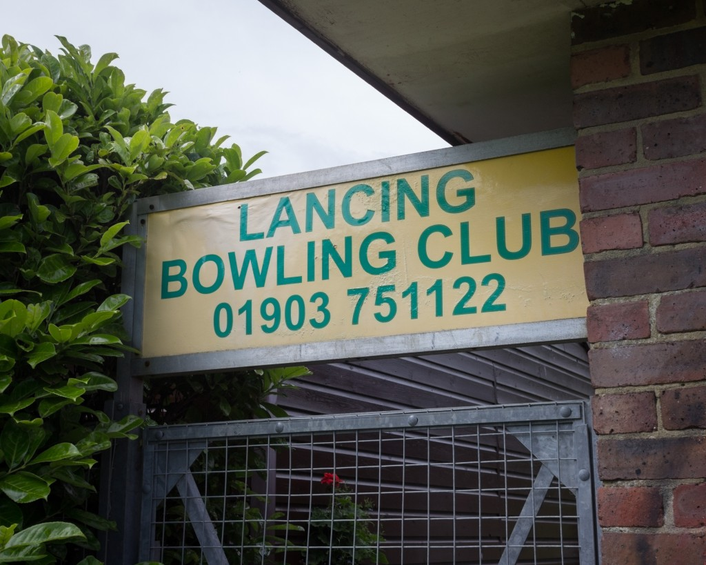 Four bowling clubs18